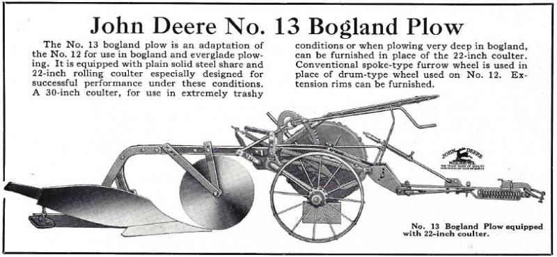 No 13 bogland bush breaker